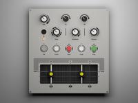 Custom MIDI Controller (Ortho)