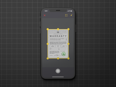 MyScans app 3D iPhone blender3d 3d gui interface