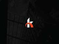 """Lettermark """"K"""""""