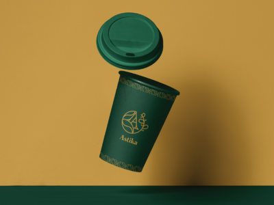 Packaging for coffee brand