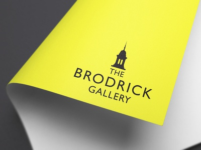 The Brodrick Gallery Logo