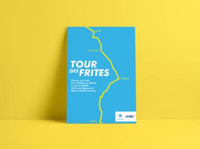Tour Des Frites Poster