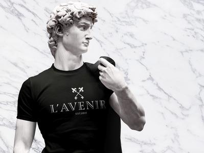 L'Avenir Clothing Branding