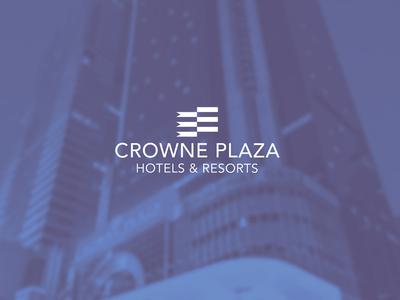 Crowne Plaza Hotel Rebrand