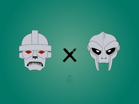 Czarface X Metal Face