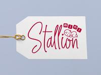 Stallion Fabrics - Package Tag