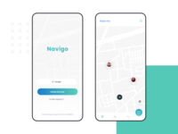 Navigo #2 - Friends Finder App