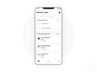 Job Portal App Home