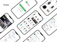 Shopie e-commerce App