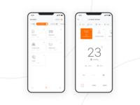 Smart Home application v2 - ioT