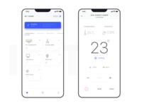 Smart Home application v1 - ioT