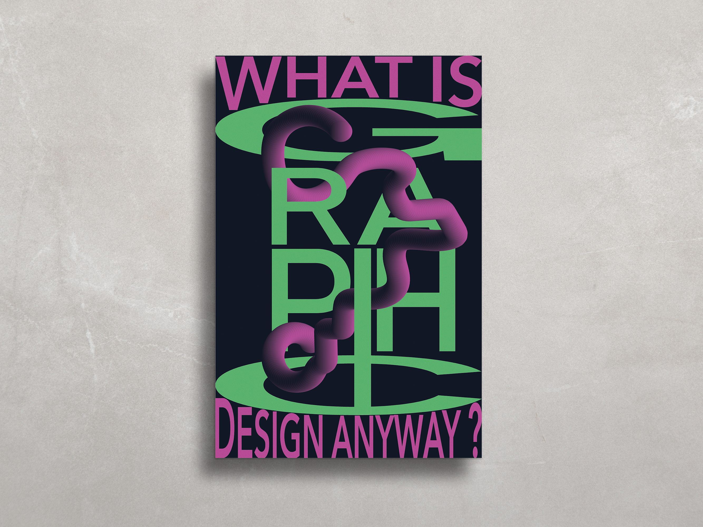 What is Graphic Design Anyway?
