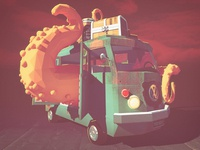 Doom Wagon