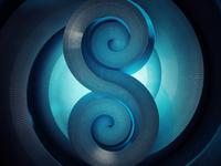 Spirals for S