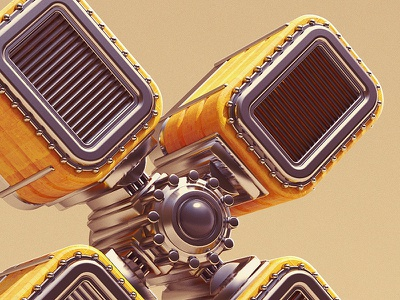 Sci-fi thing X type scifi photoshop illustration digital art concept art concept cinema 4d c4d x