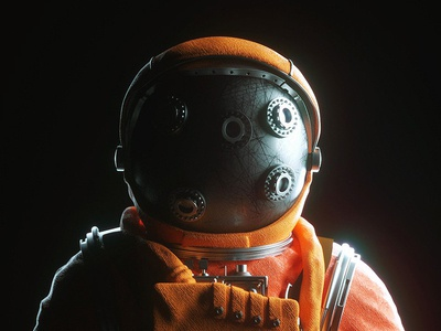 Astronaut #01