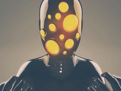 Neon God #01