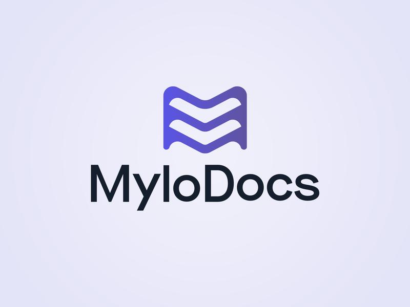 MyloDocs Logo Design