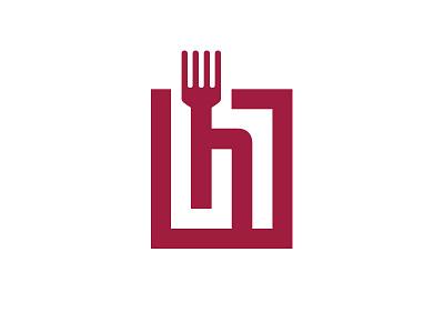 HB logo hb b h text simple brand logo food