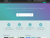 PHP ECommerce Web Application Project for Template Seller