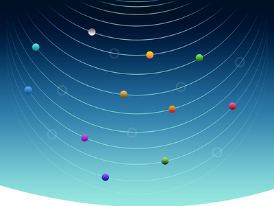 Modoite - Beautiful Background Banner Design backgrounds banner arc bg clean colorful creative gradient ui wallpaper wave web