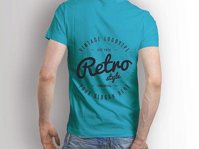 Back side shirt mock up Free Psd realistic shirts male mockups back templates men up mock man shirt template mockup