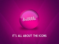 It's all about the icons…