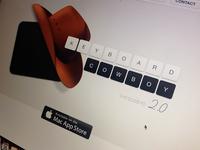 Keyboard Cowboy 2 - Website