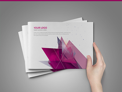 Corporate Colorful Modern Brochure