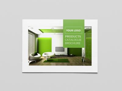 A5 Product Catalog Brochure template print logo free design customisable corporate clean catalogue catalogs brochure brand
