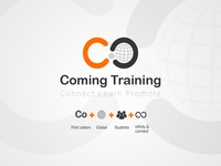 Coming Training Logo