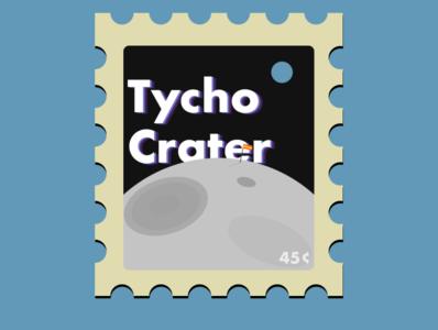Visit Tycho stamp
