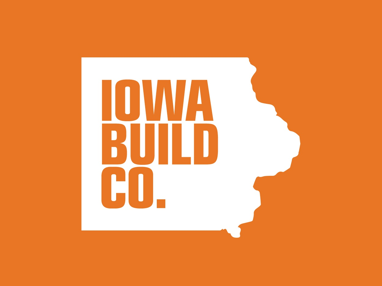 Iowa Build Co logodesign logo logo design