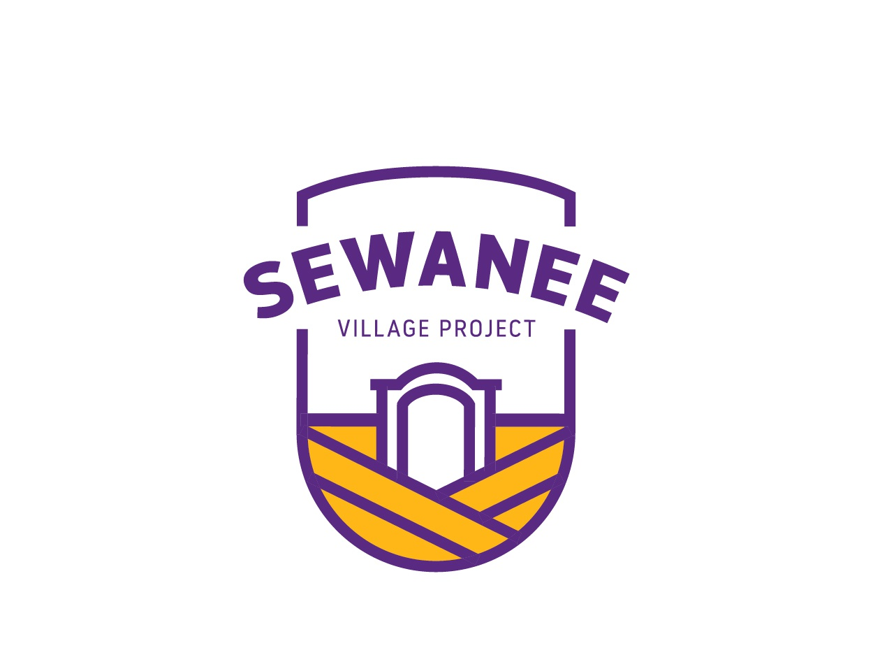 Sewanee Village Project visual identity visual design brand design logo designer logodesign logo