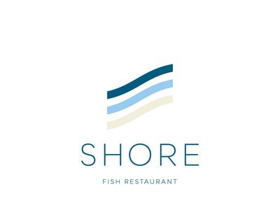 Shore Fish Restaurant - Brand Identity