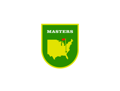 The Masters Logo - for fun