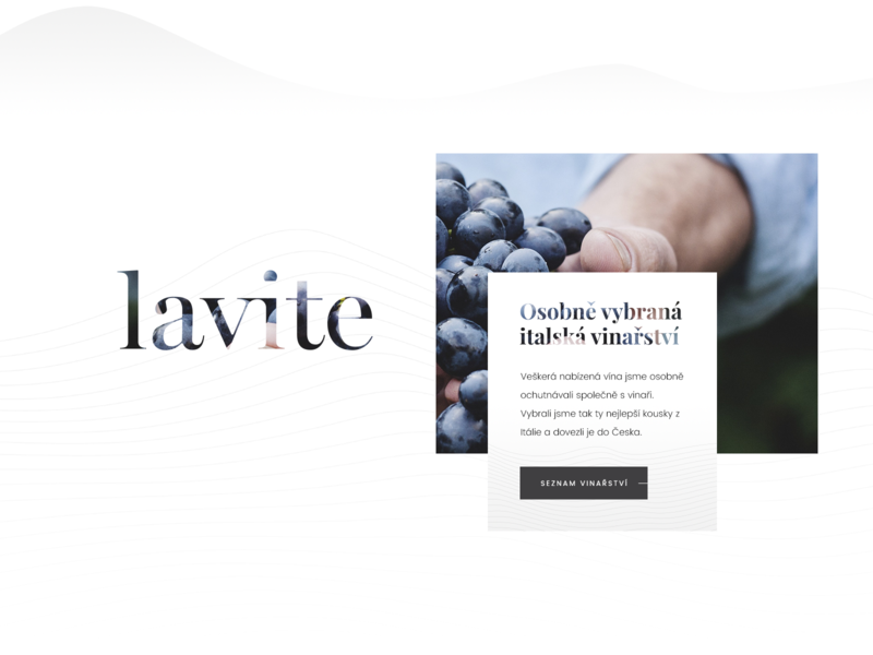 Lavite ui desktop web lavite design