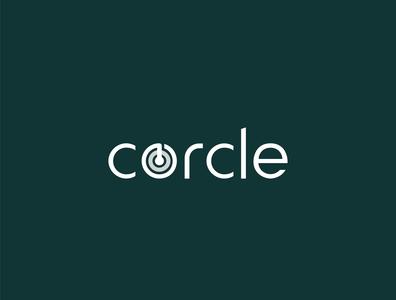 Corcle Logo Design