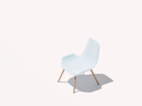 Isometric chair two