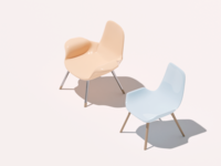 Isometric Chairs