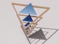 Cosmic triangles