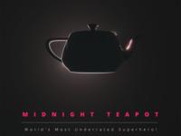 Teapot Superhero