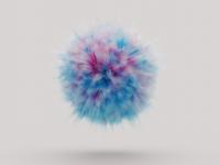 Sleep inducing fur ball