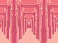 Liminal Pink
