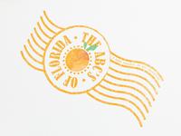 Florida Stamp Design