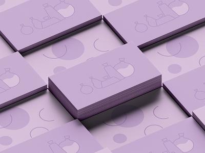 Lavender digital art graphic pattern design pattern purple purple logo vector branding design illustration logo