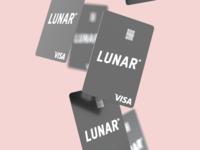 💳 Lunar Standard - Black