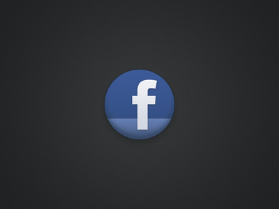 Facebook Icon playoff facebook icon soft smooth