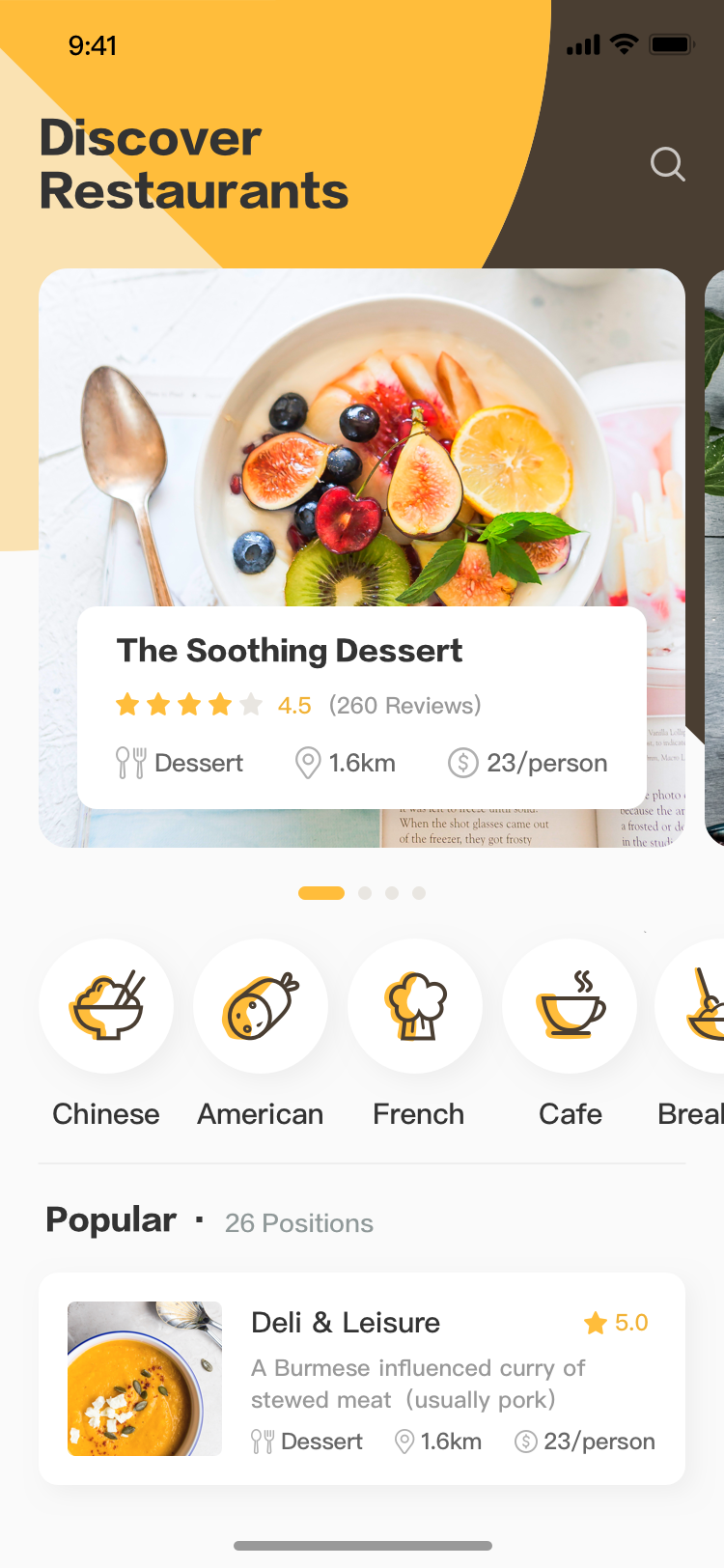 Discover restaurants1 1x