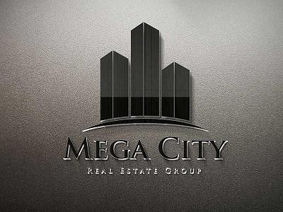 Logo rral estate apartment builder buildings city construction company house logo industry logo templates modern city logo property logo real estate